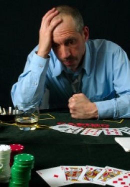 Zynga poker bad beat