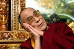 The Dalai Lama- Man of Peace.
