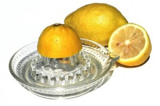 Spice up your meals with fresh lemon juice