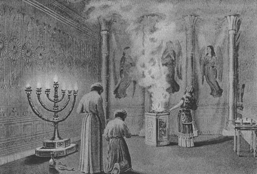 The Shekinah Glory