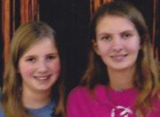 Lisa's 2 daughters.