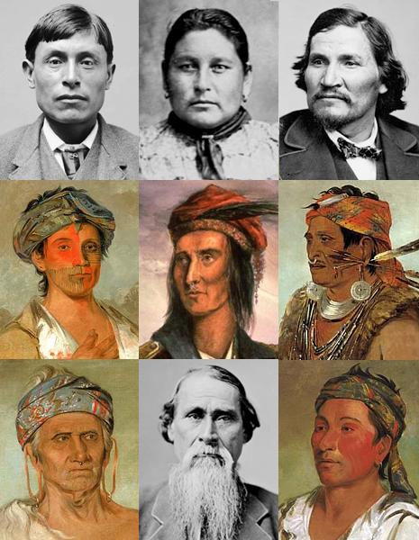 Native American blood will give you a Spiritual edge.