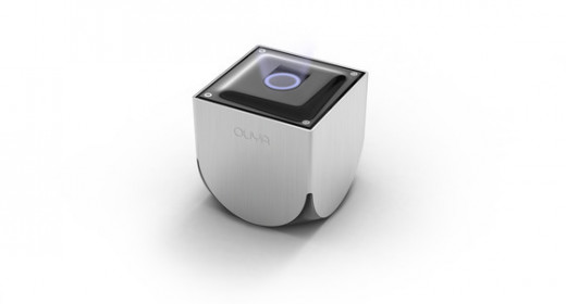 The OUYA standard console.