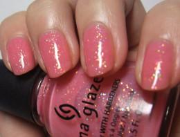 China Glaze Preppy Pink