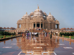 A tour to World's Largest Temple 'Akshardham' .India