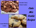 Quick and Easy Cake Mix Cookie Recipe
