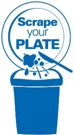 It is okay to not clean your plate