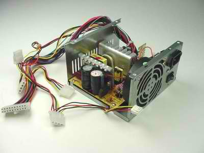 A faulty or failing power supply could be the culprit of  unwanted system behavior.