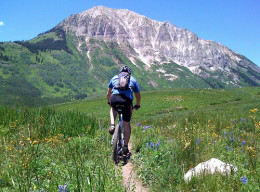 XC mountain biking is the most popular form of the sport
