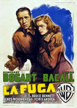 Dark Passage (1947) Italian poster