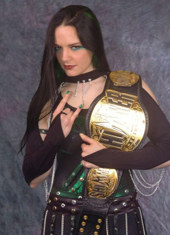 The Top Ten Independent Female Wrestlers of 2009
