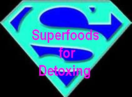 Superfoods for Detoxing the Body - ButterflyStar
