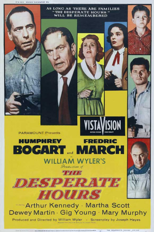 The Deseperate Hours (1955)