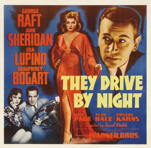 They Drive By Night (1941)