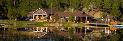 Legion Lake Lodge, Custer State Park
