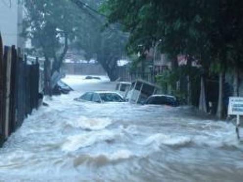 Heavy Floods