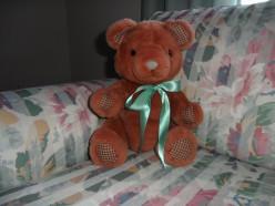 The Little Brown Teddy Bear