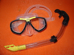Snorkel Gear - Mask and Snorkel