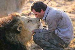 Man and Beast......Peaceful Coexistence?