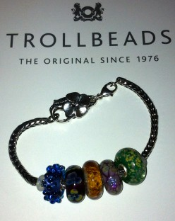 Trollbeads: Creating my First Bracelet and Beyond Too