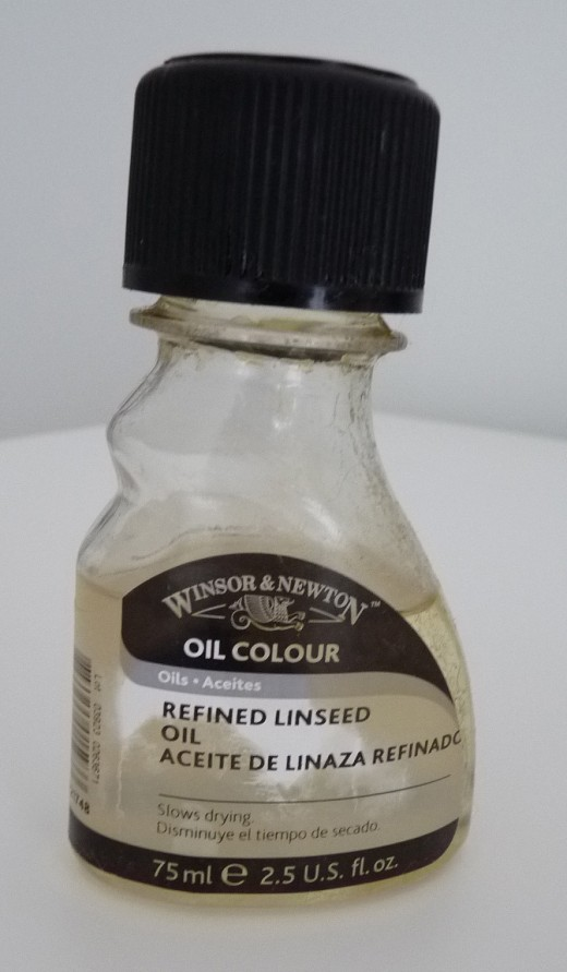 Can You Refined Linseed Oil To Paint Oil Paints