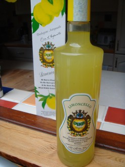 Sorrento Limoncello
