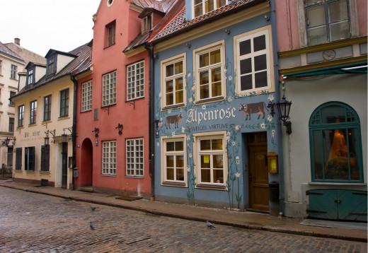 Riga/Latvia