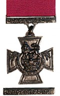 Victoria Cross Medal with  Ribbon
