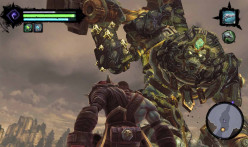 Darksiders 2 Defeat the Guardian