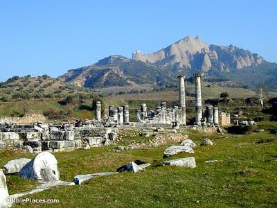 Church in Sardis