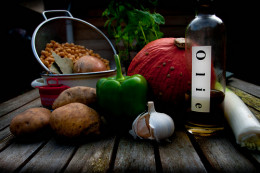 Samhain Stew Ingredients