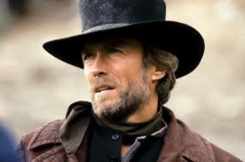 Pale Rider was one of the best westerns ever done by Clint Eastwood. Eastwood has played as a cop and a bad guy but, his roots are in western movies.