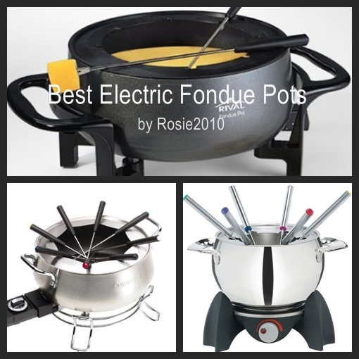 - Best Electric Fondue Pot Reviews, by Rosie2010 -