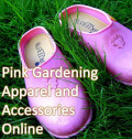 Buy Pink Gardening Apparel and Accessories Online