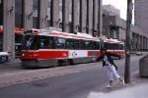 Toronto Street Car