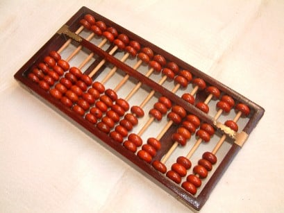 Perhaps we can decipher HubScores with an abacus?