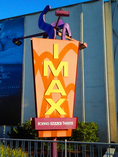 Imax Theater