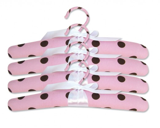 Lovely Baby Clothing Hangers