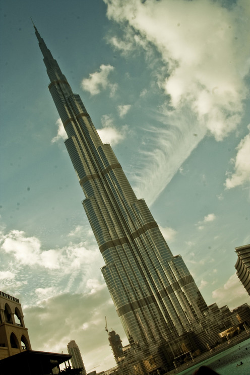 The Amazing Burj Khalifa