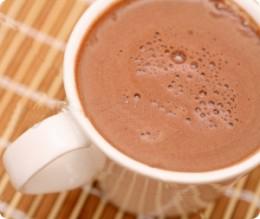 Drink a hot milk/chocolate for a good sleep