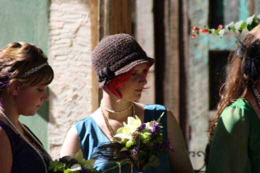 1920s Bridesmaids