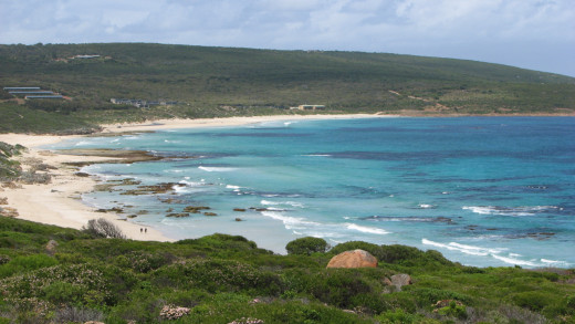Smith's Beach near Margaret River, Western Australia