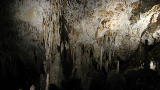 Mammoth Cave, near Margaret River, Western Australia.