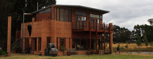 Bettenay Winery cellar door, Western Australia.