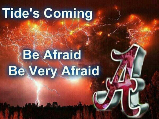 Look Out, Auburn!
