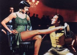 Cyd Charisse and Gen Kelly in Broadway Melody
