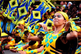 Colorful festival depicts the way of life in here and showcases the vast culture of the Filipinos