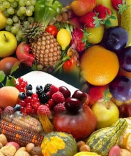 Foods rich in amino acids, vitamins, minerals & trace elements