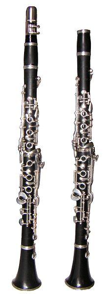 Photo of Clarinets