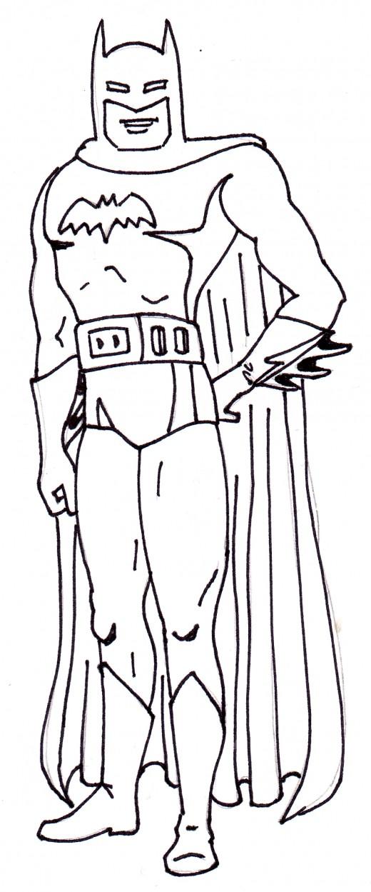 1950s Batman